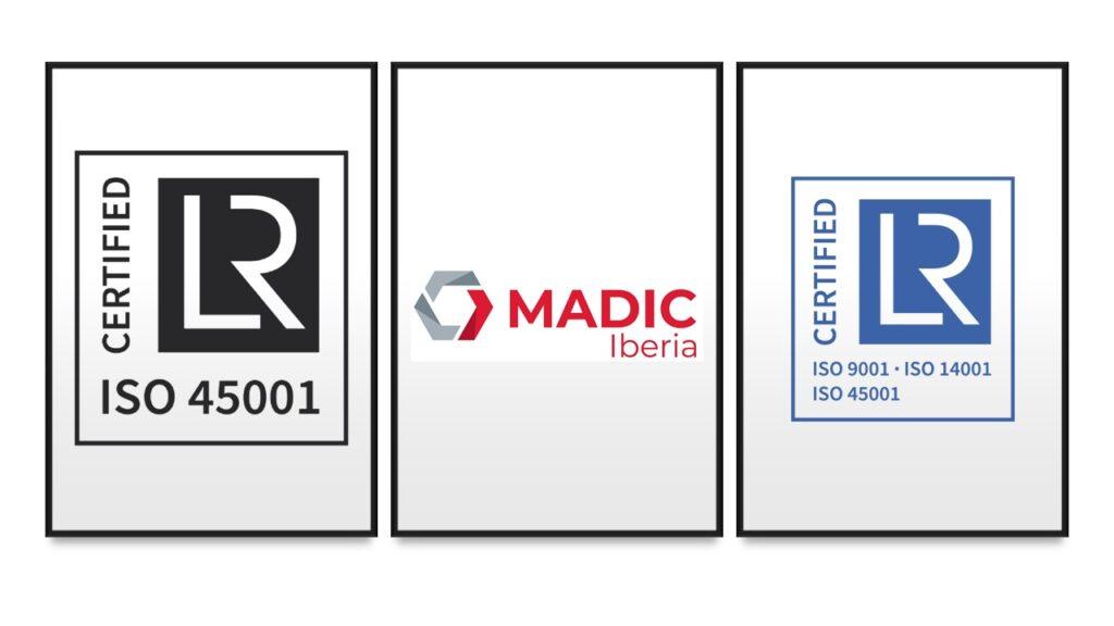 ISO45001-Madic-Iberia
